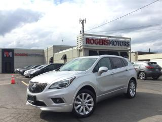 Used 2016 Buick Envision AWD - NAVI - PANO ROOF - REVERSE CAM for sale in Oakville, ON