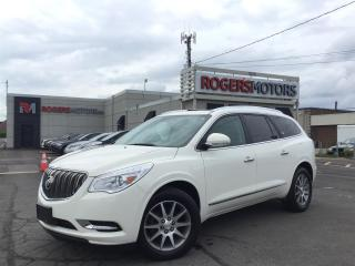 Used 2015 Buick Enclave AWD - NAVI - 8 PASS - PANO ROOF - LEATHER for sale in Oakville, ON