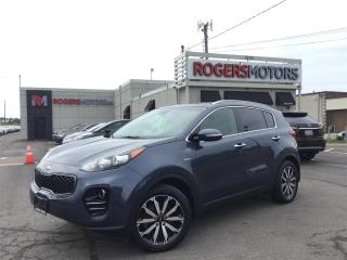 Used 2017 Kia Sportage EX AWD - PANO ROOF - LEATHER - REVERSE CAM for sale in Oakville, ON