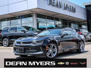Used 2016 Chevrolet Camaro 2LT for sale in North York, ON