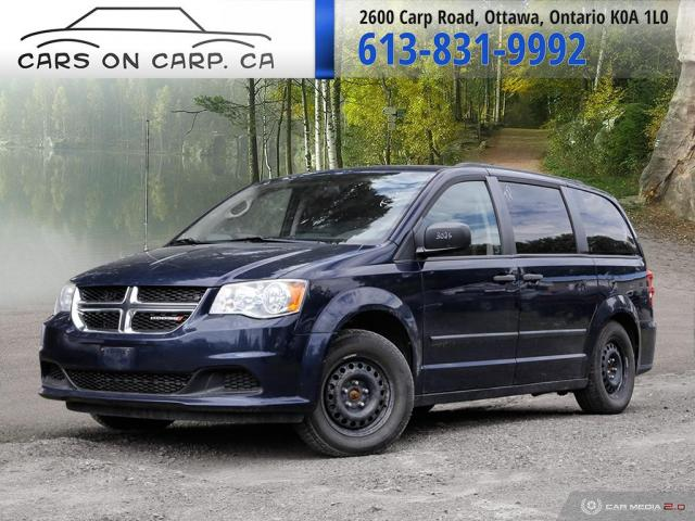 2012 Dodge Grand Caravan SE / REAR AIR