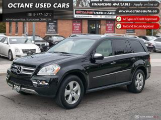 Used 2010 Mercedes-Benz GL-Class GL350! Accident Free! Diesel! for sale in Scarborough, ON