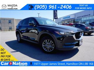 Used 2018 Mazda CX-5 GS   SUNROOF  LEATHERETTE    REAR CAM for sale in Hamilton, ON