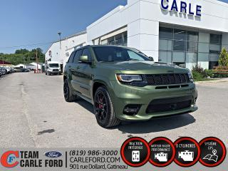 Used 2019 Jeep Grand Cherokee Jeep Grand Cherokee SRT 2019, toit ouvra for sale in Gatineau, QC