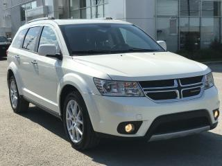 Used 2014 Dodge Journey Dodge Journey R/T 2014, Cuir, toit ouvra for sale in Gatineau, QC