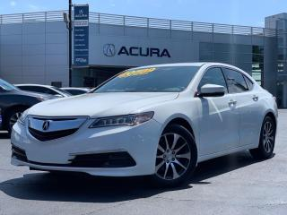 Used 2015 Acura TLX Tech TECH | 3.4% | LEATHER | REMOTESTART | FWD for sale in Burlington, ON