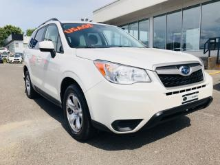 Used 2015 Subaru Forester 2.5i for sale in Lévis, QC