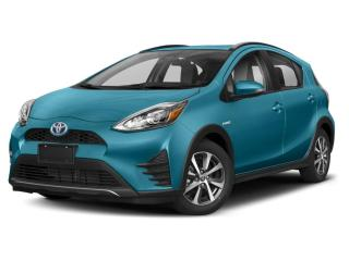 New 2019 Toyota Prius c UPGRADE for sale in Moncton, NB