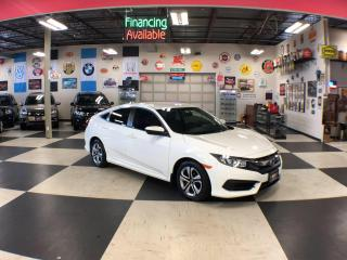Used 2017 Honda Civic Sedan LX AUT0 A/C CRUISE H/SEATS BACKUP CAMERA for sale in North York, ON