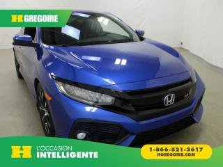 Used 2017 Honda Civic Si Coupé Mags Toit for sale in St-Léonard, QC