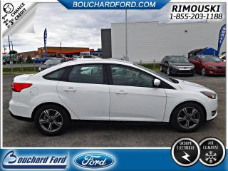 Used 2017 Ford Focus SE BLUETOOTH AUTOMATIQUE for sale in Rimouski, QC