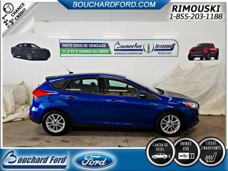 Used 2018 Ford Focus SE à hayon AUTOMATIQUE for sale in Rimouski, QC