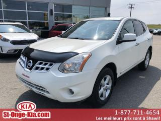 Used 2013 Nissan Rogue S, Traction avant for sale in Shawinigan, QC