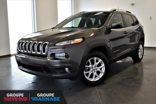 Used 2018 Jeep Cherokee NORTH + 4X4 V6 + ENS. TEMPS FROID + REMO for sale in St-Jean-Sur-Richelieu, QC
