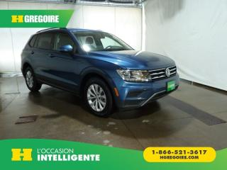 Used 2019 Volkswagen Tiguan TREND 4MOTION CAMERA for sale in St-Léonard, QC