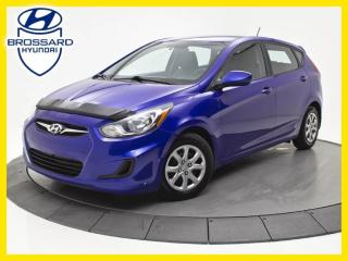 Used 2013 Hyundai Accent Gl, Sièges Ch for sale in Brossard, QC