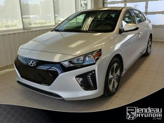 Used 2018 Hyundai IONIQ Limited + CUIR + NAVIGATION for sale in Ste-Julie, QC