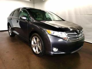 Used 2011 Toyota Venza for sale in Drummondville, QC