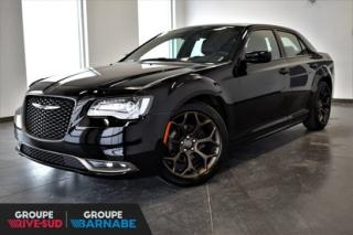 Used 2018 Chrysler 300 300S || RWD || TOIT PANO || NAVIGATION || CUIR DEMO for sale in Brossard, QC