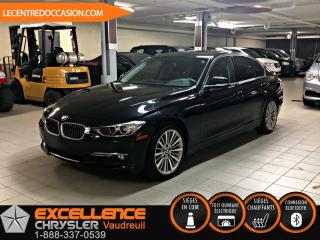Used 2014 BMW 328 XDRIVE *CUIR/TOIT/NAV/CAMERA* for sale in Vaudreuil-Dorion, QC