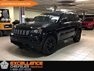 Used 2019 Jeep Grand Cherokee ALTITUDE 4X4 *CUIR/TOIT/NAV/CAMERA* for sale in Vaudreuil-Dorion, QC