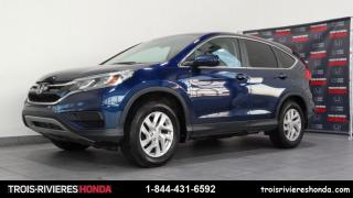 Used 2015 Honda CR-V SE for sale in Trois-Rivières, QC