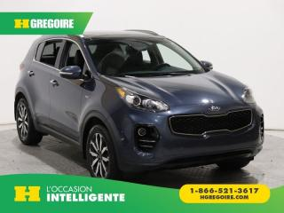 Used 2017 Kia Sportage EX PREMIUM AWD CUIR for sale in St-Léonard, QC