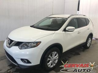 Used 2016 Nissan Rogue Sv Awd Mags Camera for sale in Trois-Rivières, QC