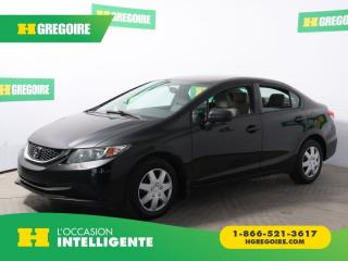 Used 2014 Honda Civic DX for sale in St-Léonard, QC