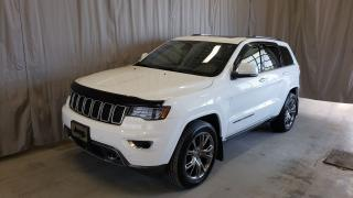 Used 2018 Jeep Grand Cherokee Sterling Edition CONFORT ET PERFORMANCE for sale in Rouyn-Noranda, QC