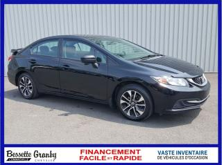Used 2015 Honda Civic EX for sale in Cowansville, QC