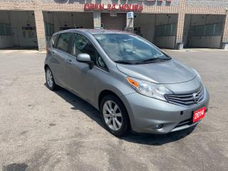 Used 2014 Nissan Versa Note SL for sale in York, ON
