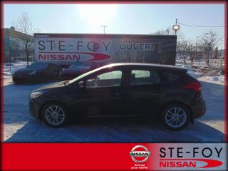 Used 2015 Ford Focus SE HATCHBACK ***18 800 KM*** for sale in Ste-Foy, QC