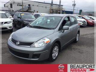 Used 2012 Nissan Versa 1.8 S HATCHBACK ***45 700 KM*** for sale in Beauport, QC
