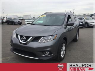 Used 2016 Nissan Rogue SV AWD ***TOIT OUVRANT + GARANTIE PROLON for sale in Beauport, QC