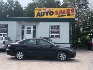 Used 2008 Mazda MAZDA6 GS for sale in Ottawa, ON