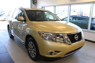 Used 2013 Nissan Pathfinder SL AWD CAMÉRA DE RECUL MAIN LIBRE for sale in Lévis, QC