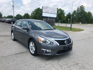 Used 2015 Nissan Altima 2.5 SV for sale in Komoka, ON