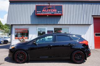 Used 2016 Ford Focus SE 5 VITESSES TOIT OUVRANT CAMERA BLUETOOTH 94 724 for sale in Lévis, QC