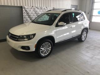 Used 2016 Volkswagen Tiguan Tiguan Special Edition 4Motion ( 78$/Sem for sale in Chicoutimi, QC