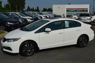 Used 2014 Honda Civic EX ***1 seul propriétaire*** for sale in Longueuil, QC