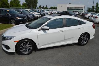 Used 2016 Honda Civic Ex Honda Sensing for sale in Longueuil, QC