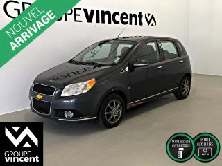 Used 2010 Chevrolet Aveo 5 Gar. 10 Ans for sale in Shawinigan, QC