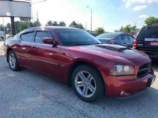 Used 2006 Dodge Charger R/T HEMI SPECIAL EDITION, ACCIDENT FREE, 3 YR WARR for sale in Woodbridge, ON
