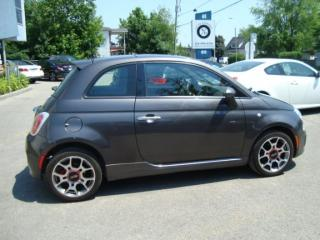 Used 2014 Fiat 500 Sport for sale in Ste-Thérèse, QC