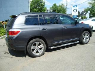 Used 2012 Toyota Highlander V6 cuir 4wd for sale in Ste-Thérèse, QC