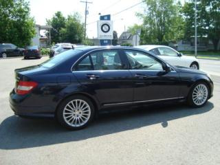 Used 2010 Mercedes-Benz C-Class c 250 4matic for sale in Ste-Thérèse, QC