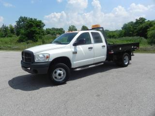 Used 2009 Dodge Ram 3500 SLT for sale in Brantford, ON