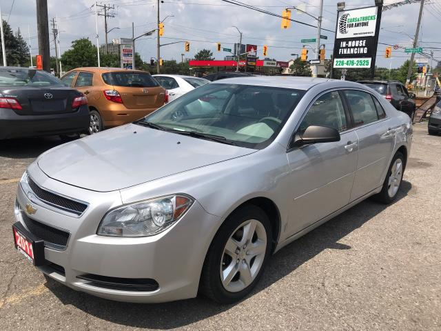 2011 Chevrolet Malibu LS l No Accidents l AC