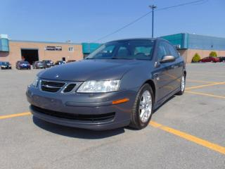 Used 2007 Saab 9-3 Berline 4 portes BA for sale in St-Eustache, QC